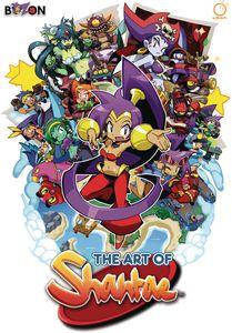 [Art Of Shantae (Hardcover) (Product Image)]