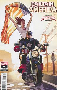 [Captain America #15 (Hughes Mary Jane Variant) (Product Image)]