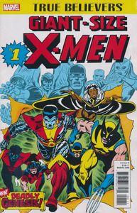 [True Believers: Giant-Size X-Men #1 (Product Image)]