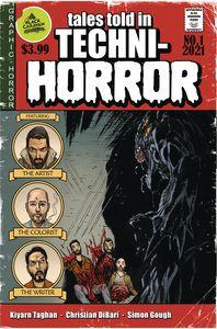 [Tales Told In Techni-Horror #1 (DiBari) (Product Image)]