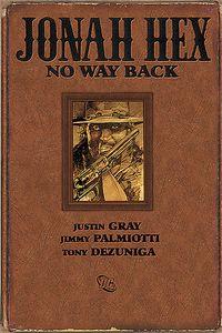 [Jonah Hex: No Way Back (Hardcover - Titan Edition) (Product Image)]