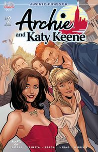 [Archie #711: Archie & Katy Keene: Part 2 (Cover B Renaud) (Product Image)]