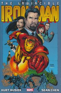 [Iron Man By Kurt Busiek And Sean Chen Omnibus (Hardcover) (Product Image)]