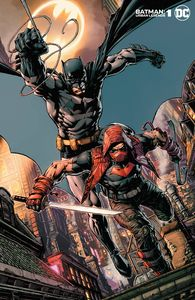 [Batman: Urban Legends #1 (Cover B David Finch Batman Red Hood Variant) (Product Image)]