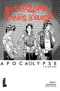 [Radio Apocalypse #1 (Cover B) (Product Image)]