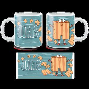 [Hilda: Mug: Jorts (Product Image)]