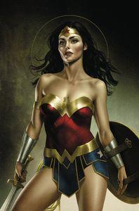 [Wonder Woman #760 (Card Stock J Middleton Variant Edition) (Product Image)]