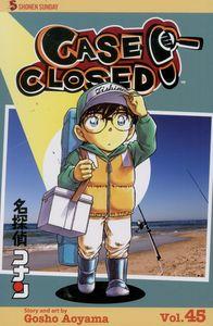 [Case Closed: Volume 45 (Product Image)]
