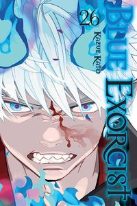 [Blue Exorcist: Volume 26 (Product Image)]