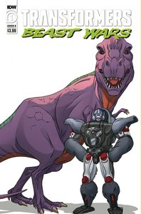 [Transformers: Beast Wars #1 (Cover B Fico Ossio) (Product Image)]