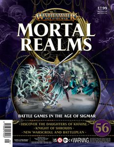 [Warhammer: Age Of Sigmar: Mortal Realms #56 (Product Image)]