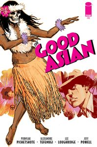 [The Good Asian #5 (Cover A Johnson) (Product Image)]