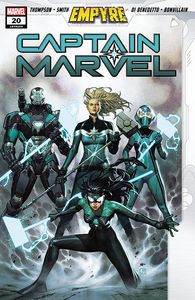 [Captain Marvel #20 (Emp) (Product Image)]
