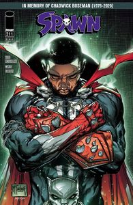 [Spawn #311 (Cover B Mcfarlane) (Product Image)]