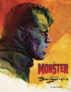 [Monster Art Of Basil Gogos (Sc Werewolf Variant Cover) (Product Image)]