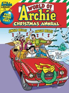[World Of Archie: Christmas Annual Digest #73 (Product Image)]