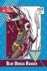 [Mighty Morphin Power Rangers #49 (Anka Variant) (Product Image)]