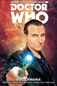[Doctor Who: The Ninth Doctor: Volume 2: Doctormania (Hardcover) (Product Image)]