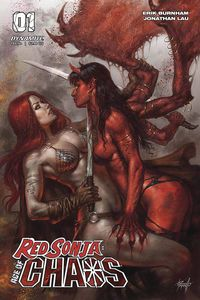 [Red Sonja: Age Of Chaos #1 (Cover A Parrillo) (Product Image)]