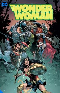 [Wonder Woman: Volume 4: The Four Horsewomen (Product Image)]