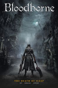 [Bloodborne: Volume 1: The Death Of Sleep (Forbidden Planet Signed Mini Print Edition) (Product Image)]