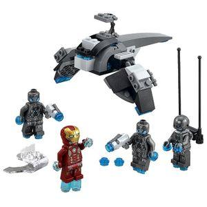 [Marvel Superheroes: Lego: Iron Man Vs Ultron (Product Image)]