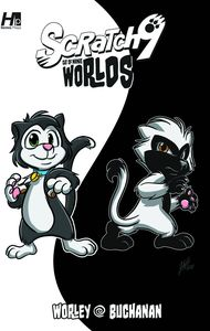 [Scratch9: Cat Of Nine Worlds (Product Image)]