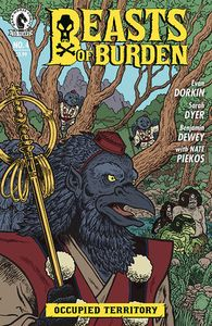 [Beasts Of Burden: Occupied Territory #4 (Cover B Dorkin &) (Product Image)]