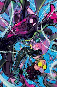 [Miles Morales: Spider-Man #27 (Rose Besch Virgin Variant) (Product Image)]