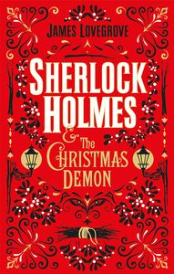 [Sherlock Holmes & The Christmas Demon (Hardcover) (Product Image)]