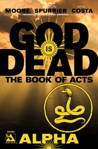 [God Is Dead: Book Of Acts: Alpha (Divine Variant) (Product Image)]