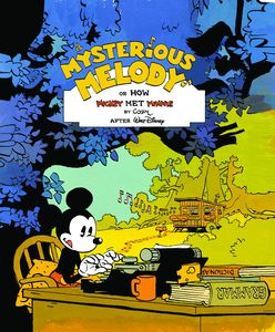 [Mickey Mouse: Mysterious Melody (Hardcover) (Product Image)]