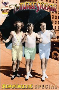 [Three Stooges: Slaptastic Special #1 (Special Color Photo Cover) (Product Image)]