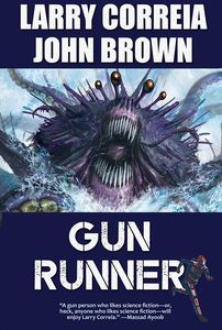 [Gun Runner (Hardcover) (Product Image)]