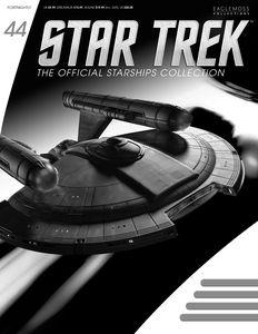 [Star Trek: Starships Figure Collection Magazine #44 USS Intrepid (Product Image)]