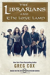 [The Librarians & The Lost Lamp (Product Image)]