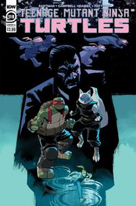 [Teenage Mutant Ninja Turtles: Ongoing #119 (Cover A Nelson Daniel) (Product Image)]
