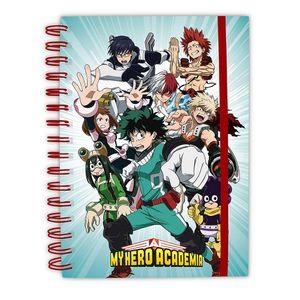 [My Hero Academia: Notebook: Heroes (Product Image)]
