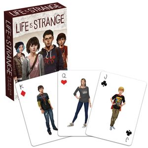 [Life Is Strange: Playing Cards (Product Image)]