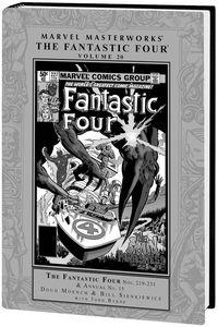 [Marvel Masterworks: Fantastic Four: Volume 20 (Hardcover) (Product Image)]