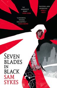 [Seven Blades In Black (Product Image)]
