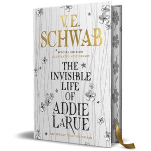 [The Invisible Life Of Addie LaRue (Signed Illustrated Anniversary Special Edition Hardcover) (Product Image)]