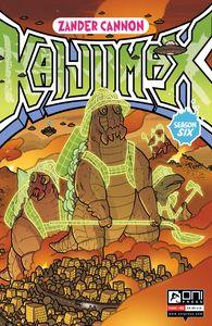 [Kaijumax: Season 6 #1 (Product Image)]