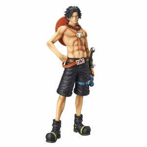 [One Piece: Grandista Resolution Of Soldiers PVC Statue: Portgas D. Ace (Product Image)]