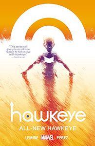 [Hawkeye: Volume 5: All New Hawkeye (Product Image)]