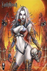 [Lady Death: Treacherous Infamy #1 (Cover E Elite) (Product Image)]