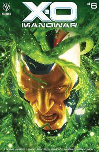 [X-O Manowar (2020) #6 (Cover A Rahzzah) (Product Image)]