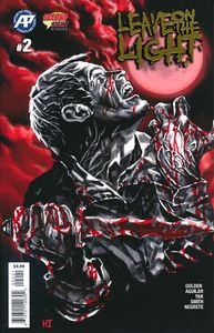[Leave On The Light #2 (Cover B Foil Variant) (Product Image)]