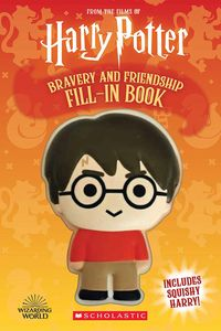 [Harry Potter: Squishy: Friendship & Bravery (Hardcover) (Product Image)]