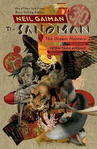 [Sandman: Dream Hunters 30 Anniversary Edition (Prose Version) (Product Image)]
